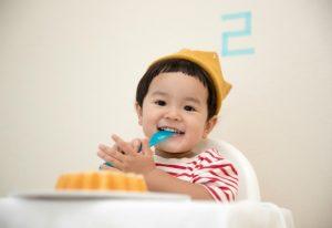 introducción de alimentos en bebes
