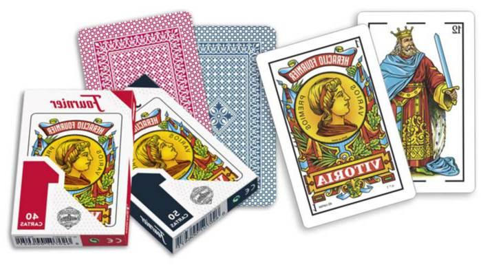 Juegos de cartas para dos personas